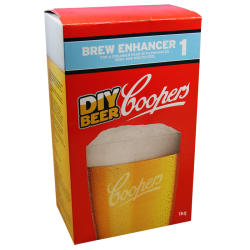 Coopers Brew Enhancer No. 1 - 1kg Box - For Lager And Light Beer