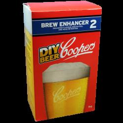 Coopers Brew Enhancer No. 2 - 1kg Box - Spraymalt & Brewing Sugar Blend