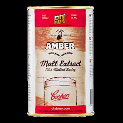 Thomas Coopers Liquid Malt Extract - LME - Amber - 1.5kg / 1.1 Litre