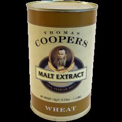 Thomas Coopers Liquid Malt Extract - LME - Wheat - 1.5kg / 1.1 Litre