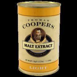 Thomas Coopers Liquid Malt Extract - LME - Light - 1.5kg / 1.1 Litre
