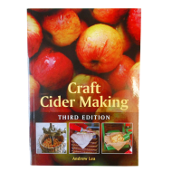 Craft Cider Making Book - Andrew Lea
