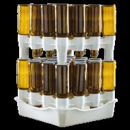 Easy Bottle Drainer - Stackable Bottle Draining System