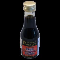 Original Prestige Spirit Flavouring Essence - Black Sambuca - 20ml