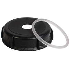 """4"""" Cap (With Airlock Hole) & Seal For 25 Litre Wine Fermenter"""