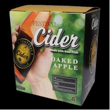 Festival Premium Cider Kit - Oaked Apple - 40 Pint - Crisp And Refreshing