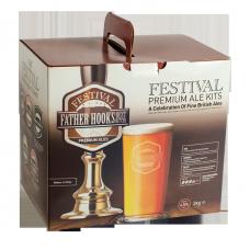 Festival Premium Ale Kit - Father Hooks Best Bitter - 40 Pint - Amber Ale