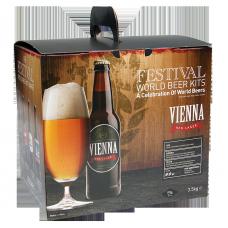 Festival World Beer Kit - Vienna Red Lager - 40 Pint - Light Copper, Malty Lager