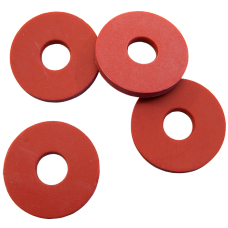 4 Replacement Seals / Washers For Swing Top Bottle Stoppers