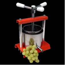 Fruit / Grape Press - 12cm - 1.5 Litre Capacity