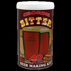 Geordie Bitter - 1.5kg - 40 Pint - Single Tin Beer Kit