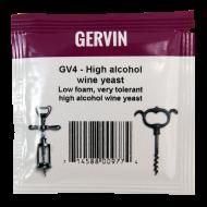 Gervin - GV4 - High Alcohol Wine Yeast - 5g Sachet