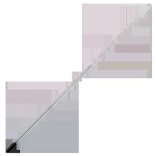 "Glass Spirit Thermometer - 12"""