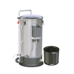 Grainfather (Latest Version) - All In One Brewing System With Connect Control Box
