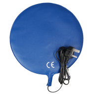 Flexible Heater Pad - 30cm Diameter - For Demijohn, Fermenting Bucket, Carboy