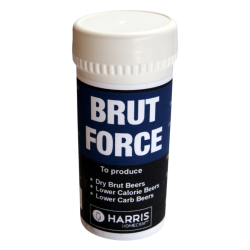 Harris Brut Force - For Fermenting Dry Or Low Carbohydrate Beer