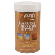Youngs Harvest Yorkshire Bitter - 1.5kg - 40 Pint - Single Tin Beer Kit