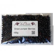 Dried Juniper Berries - 100g Bag