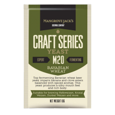 Mangrove Jacks - M20 Bavarian Wheat Yeast - 10g Sachet