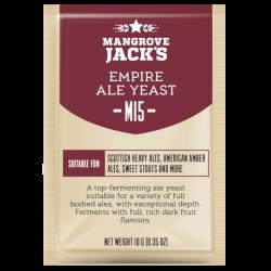 Mangrove Jacks - M15 Empire Ale Yeast - 10g Sachet