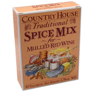 Mulled Wine Spice Mix - 10 Sachets