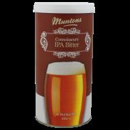 Muntons Connoisseurs IPA Bitter - 1.8kg - 40 Pint - Single Tin Beer Kit