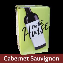 On The House - Cabernet Sauvignon - 30 Bottle Wine Kit
