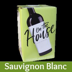 On The House - Sauvignon Blanc - 30 Bottle Wine Kit