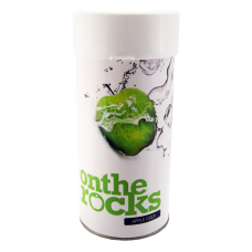 On The Rocks - Apple Cider With Real Fruit Flavouring - 1.7kg - 40 Pint Kit