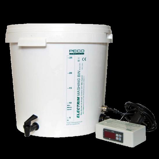 Electrim Digital Mashing Bin - 32 Litre - Suitable For Mashing And Boiling