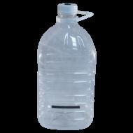 5 Litre / 1 Gallon PET Plastic Demijohn & LCD Temperature Indicator
