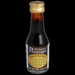 Original Prestige Spirit Flavouring Essence - Swiss Chocolate Almond Liqueur - 20ml