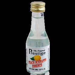 Original Prestige Spirit Flavouring Essence - Peach Schnapps - 20ml