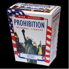 Prohibition Apricot Brandy - High Alcohol Liqueur Kit - 4.5L / 6 Bottle