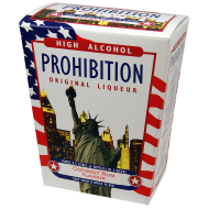 Prohibition Coconut Rum - High Alcohol Liqueur Kit - 4.5L / 6 Bottle