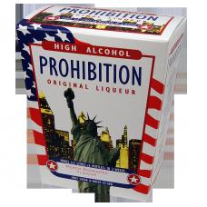 Prohibition Peach Schnapps - High Alcohol Liqueur Kit 4.5L / 6 Bottle