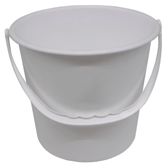 Bucket For Pulpmaster Apple / Fruit Pulping Tool - 9 Litre / 2 Gallon