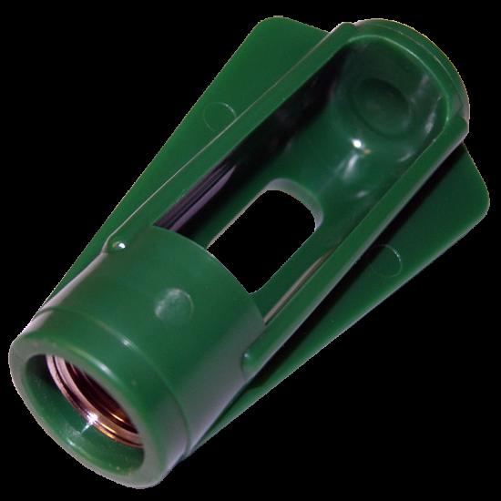 Genuine S30 8g CO2 Bulb Holder - Stainless Steel Thread - For Piercing Pin Valves