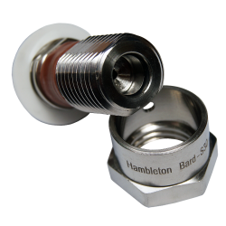 S30 Non Piercing Co2 Pressure Top Up Valve - For S30 And L30 Hambleton Bard Cylinders