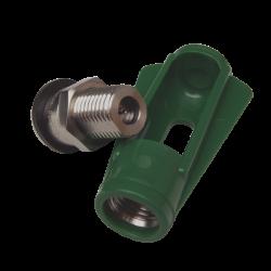 S30 Piercing Pin Valve & 8g CO2 Bulb Holder - Stainless Steel