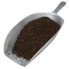 Crushed Black Malt - 500grm