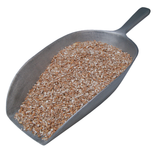 Crushed Wheat Malt - 500g