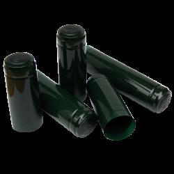 Shrink Capsules - For Wine Bottles - Green - Pack of 30