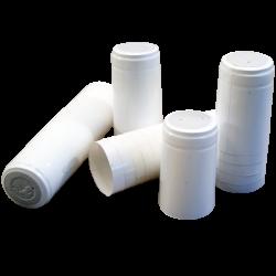 Shrink Capsules - For Wine Bottles - White - Pack of 30