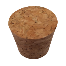 Solid Cork Bung To Fit 1 Gallon Glass Demijohn