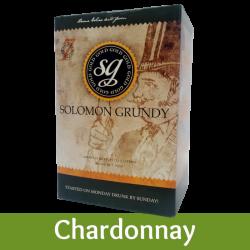 Solomon Grundy Gold - Chardonnay Wine Kit - 30 Bottle - Seven Day Kit