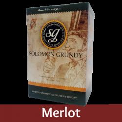 Solomon Grundy Gold - Merlot Wine Kit - 30 Bottle - Seven Day Kit