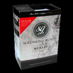 Solomon Grundy Platinum - Merlot Wine Kit - 30 Bottle - Seven Day Kit