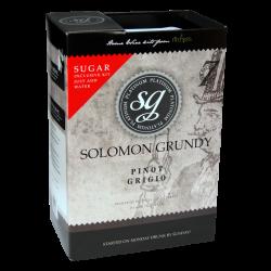 Solomon Grundy Platinum - Pinot Grigio Wine Kit - 30 Bottle - Seven Day Kit
