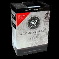 Solomon Grundy Platinum - Rose Wine Kit - 30 Bottle - Seven Day Kit